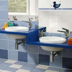 Villeroy & Boch Architectura 41,5 см мивка за вграждане