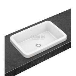 Villeroy & Boch Architectura мивка за вграждане с размери 615х415 мм 1