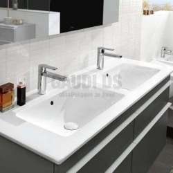 Villeroy & Boch Architectura двойна тоалетна мивка с размер 1300х485 mm 1