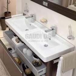 Villeroy & Boch Architectura двойна мивка 130х48.5 см 61311301