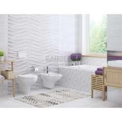 Milano 25x75 плочки за баня 2