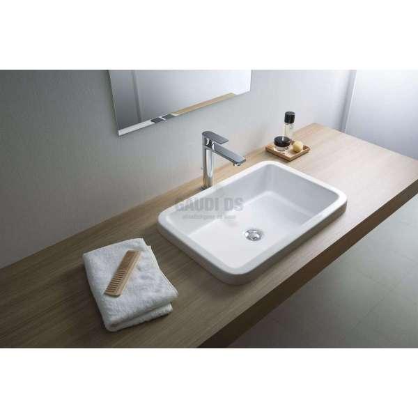Villeroy & Boch Architectura 61.5х41.5 см мивка за вграждане в плот 41676001