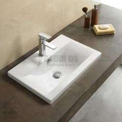 Villeroy & Boch Architectura 55х43 см мивка за вграждане 41935501