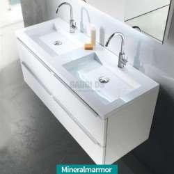 Villeroy & Boch Finion мебелна мивка 130х47 см 4139DCR1