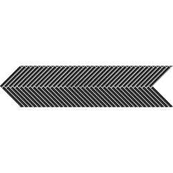 Фриз мозайка A-MGL04-XX-022 6.5x28.6