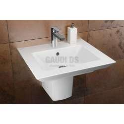 Villeroy & Boch Legato 50х44 см стенна мивка 43515001