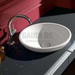 Villeroy & Boch Loop & Friends 43 см мивка купа върху плот