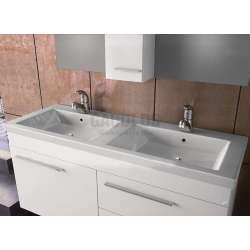 Комплект шкафове за баня Status 120 White 2