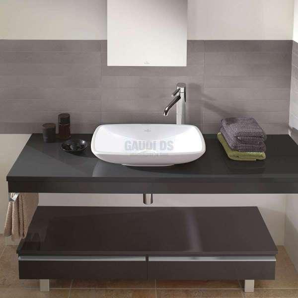 Villeroy & Boch Loop & Friends 58.5х38 см мивка върху плот 51540001