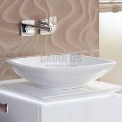 Villeroy & Boch Loop & Friends 38х38 см мивка върху плот 51490001