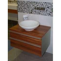 Villeroy & Boch Loop & Friends мивка купа върху плот 38 см 51480001