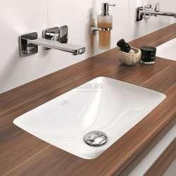 Villeroy & Boch Loop & Friends 45х28 см мивка за монтаж под ллот 1