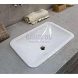 Villeroy & Boch Loop & Friends 51х34 см мивка за вграждане 1
