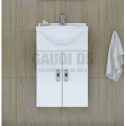 Долен Alba 45 White - MDF dolen-alba-45-white