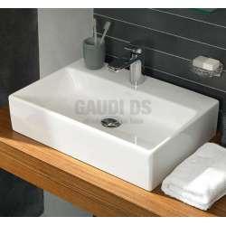 Villeroy & Boch Memento 80х47 см мебелна мивка 1