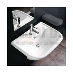 Villeroy & Boch O.novo 55х45 см мивка върху плот 1