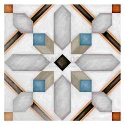 Гранитогрес Demel Multicolor G198 20x20