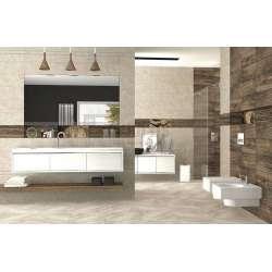 Treviso Cream 20x50 плочки за баня 2