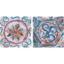 Декор Provence Antica 20x20