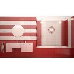 Dali Rojo 25x40 плочки за баня dali_rojo_25x40