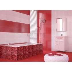 Dali Rojo 25x40 плочки за баня 2