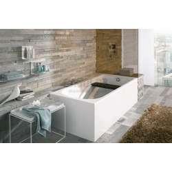 Правоъгълна вана KOLO Comfort Plus 160х80 см без дръжки XWP1460