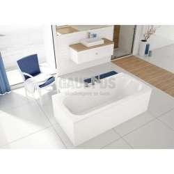 Правоъгълна вана KOLO OPAL PLUS 170х70 см XWP1270