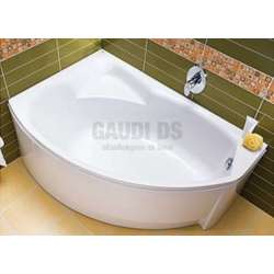 Асиметрична вана KOLO Neo Plus -лява 140х100 см XWA0741