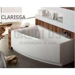 Асиметрична вана Kolo Clarissa 150х100 см- лява 2