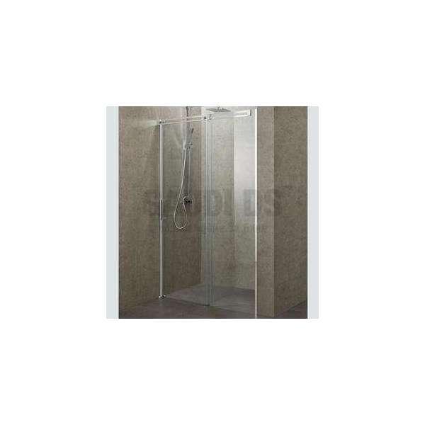 Душ параван New 120х190см с прозрачно стъкло GDS_New120190