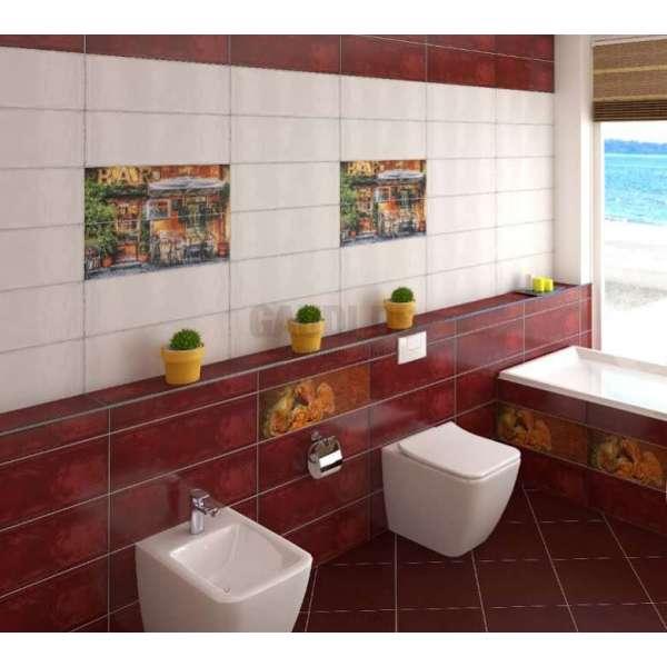 Плочки за баня Menorca Burdeos 20x60 menorca_burdeos_20x60