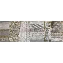 Декор Etic Grafito 20x60