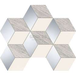 Мозайка Senza Grey Hex 29.8x22.1