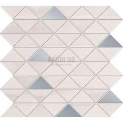 Мозайка Onyx White 29.6x29.8