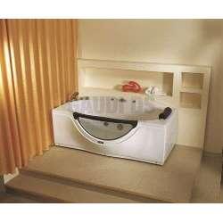 Хидромасажна акрилна вана 170х90 см
