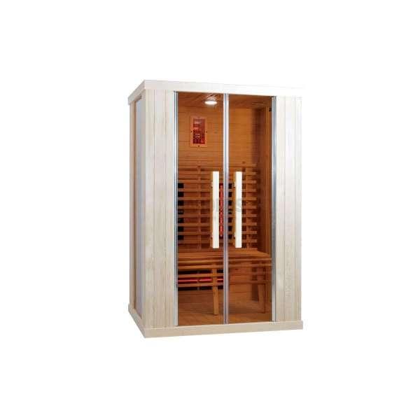 Инфрачервена кабина Relax 2 - 130x100x198 см GDSSANT_D60710
