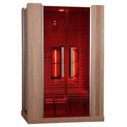 Инфрачервена кабина Relax 2 - 130x100x198 см 2