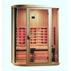 Инфрачервена кабина New York 152x112x195 см GDSSANT_D70720