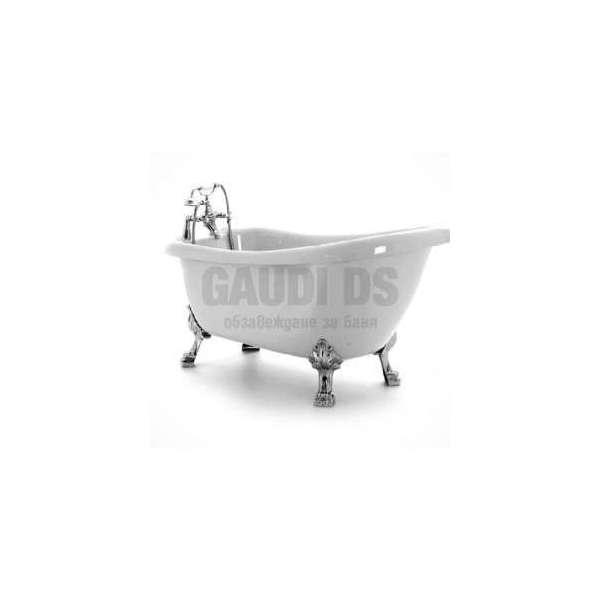 Свободностояща вана ЕМPIRE 170х75х75см GDSSANG9023