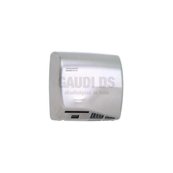 Сешоар за ръце Mediflow M06ACS с фотоклетка, цвят сатен M06ACS