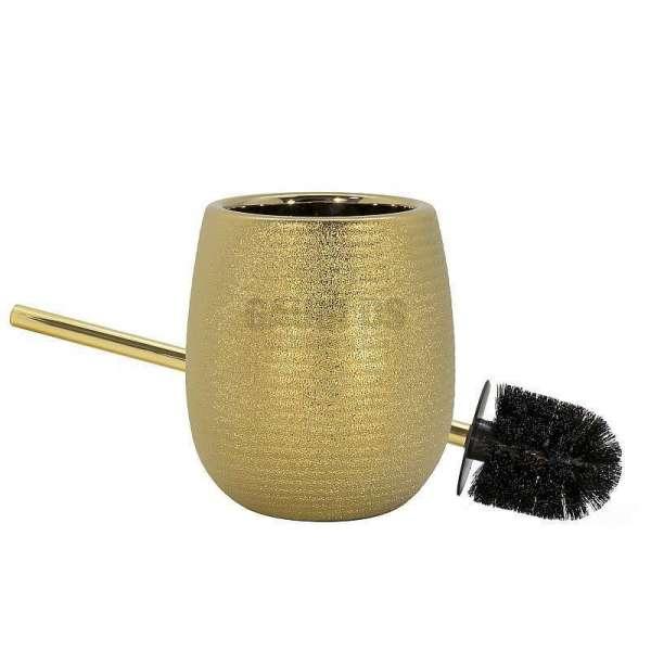 Gedy Astrid в златно четка за тоалетна AD33-87