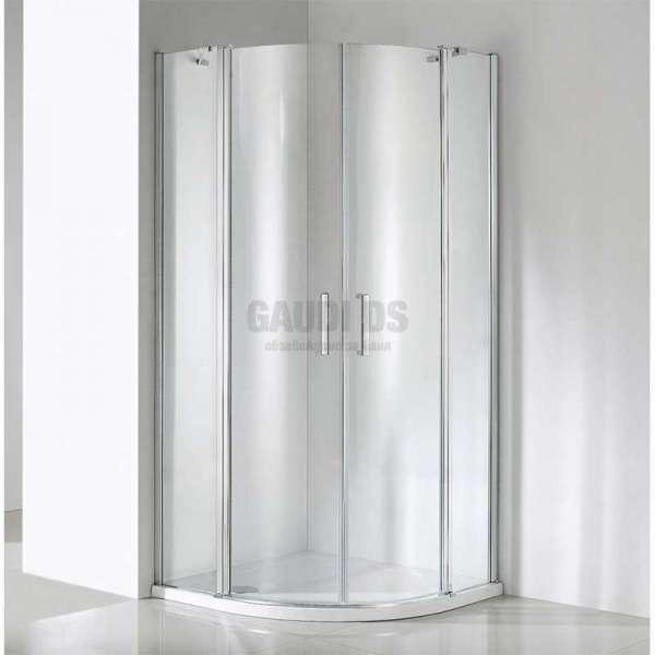 Овална душ кабина Wellis Scorpio 90x90 WC00325