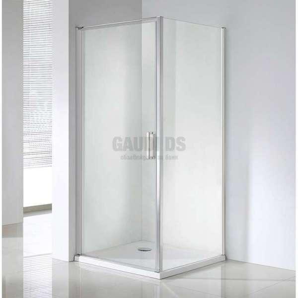 Квадратна душ кабина Wellis Quadrum 90x90 WC00332