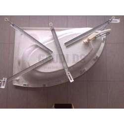Метална опора за асиметрични вани GDSSANL2100