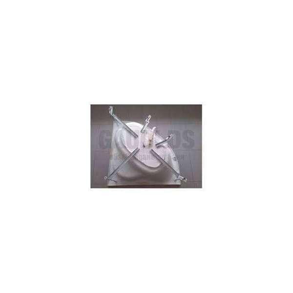 Метална опора за ъглови вани GDSSANL2200
