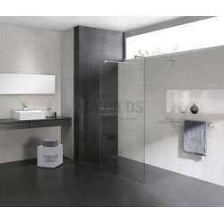 Вградена душ кабина Wellis Astro 90 - 90x190 WC00330
