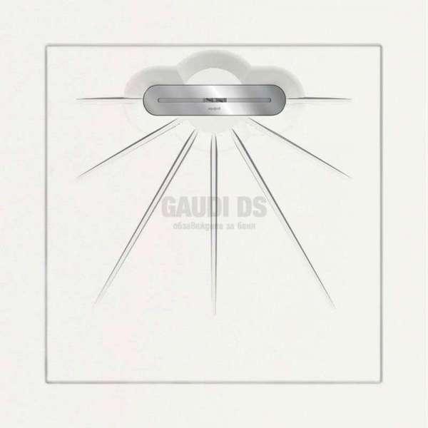 Aqua White поддушово корито Aquanit 90x90 aqua_white_aquanit90x90