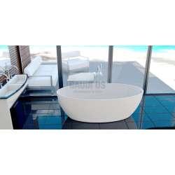 Свободностояща вана Oval 150 - 150x75x58