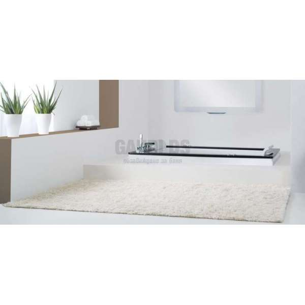 Wellis Nera Maxi E-Plus™ хидромасажна вана 185х150 см WK00009-5