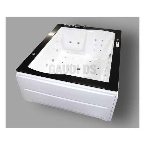 Wellis Nera Maxi E-Drive™ хидромасажна вана 185х150 см WK00009-6